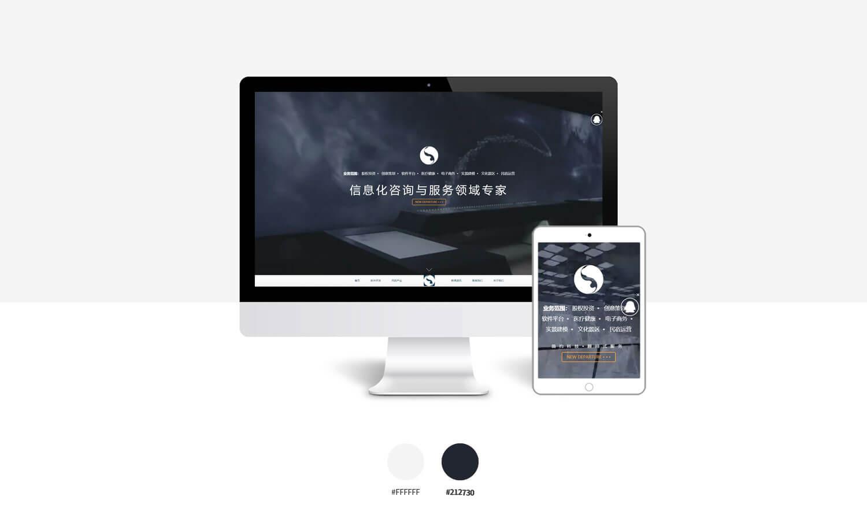 医疗软件开发科技公司网站